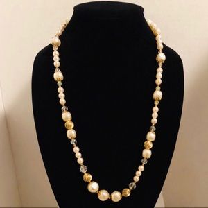 Jewelry - Handmade pearls  necklace